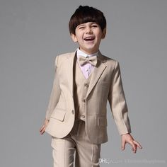 Hot Sale Wedding Page Boys Suit Formal Kids Teenagers Students Graduation Tuxedo Boys Wedding Suits, Wedding Page Boys, Wedding With Kids, Wedding Tuxedos, Wedding Groom, Wedding Ideas, Kid N Teenagers, Kids Boys, Baby Boys
