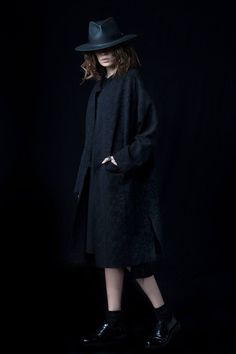 New collection / winter 2015/16 / resort / raw / Fashion / editorial / KISS THE FROG
