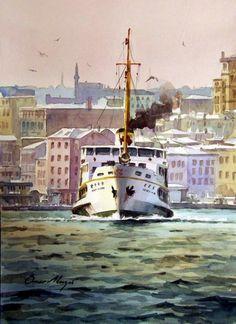 Ömer Muz'dan painting - Αναζήτηση Google