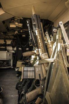 Bundeswehr German Army troops in Afghanistan, 2012  Heckler & Koch G28