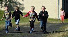 Børn, bevægelse og læring