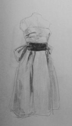 Robe, créateur ?, années 50