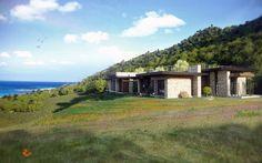 Project: Cottage Architect/Client: AWS Architecture Location: Bizerte - Tunisia