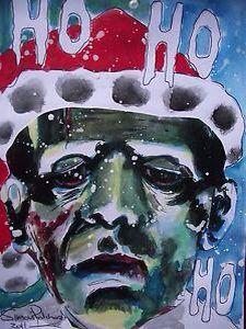 Frankenstein Christmas