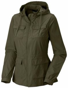 Mountain Hardwear Urbanite Travel Jacket - Stowable Hood, DWR (For Women) in Cool Wave - Closeouts Travel Jacket Women, Best Travel Jacket, Travel Pants, Travel Clothes Women, Clothes For Women, Travel Clothing, Trekking Outfit, Plane Outfit, Summer Camping Outfits
