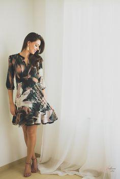 Vestido Robe de Jour - Coquelux.