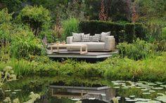 VENETO Lounge Sofa Lounge Sofa, Outdoor Furniture Sets, Outdoor Decor, Modern, Home Decor, Recyle, Garden Furniture Sets, Wood, Divan Sofa