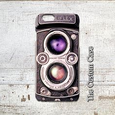 Vintage Camera Phone Case, Old Retro Camera Iphone Cover,Iphone 4/5/5c/6/6+6s, Samsung Galaxy S3/S4/S5/S6/S6/6edge/6edge+, Galaxy Note3/4/5