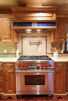 That stove!