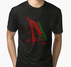 A Tribe Called Quest The Low End Theory by humantees