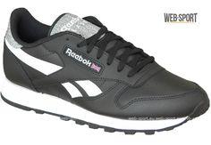 Reebok Classic Lthr Pop Black AR0300
