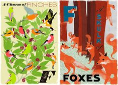 Woop Studios Animal Prints...I want.