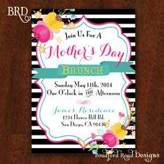 mother s day invitation dear mom pinterest