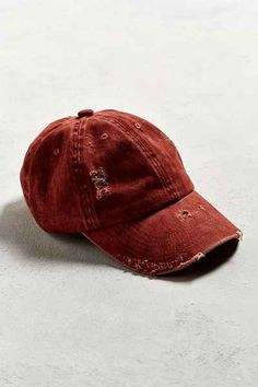 49c2259d658 Distressed Dad Hat. Urban Outfitters MenHats ...