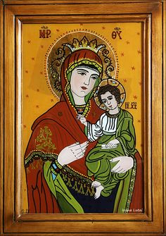 Religious Icons, Religious Art, Madonna And Child, Orthodox Icons, Enamel Jewelry, Coloring Pages, My Arts, Arts And Crafts, Princess Zelda