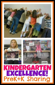 "Kindergarten Excellence: ""Pushing the Wall"" for home or school {Sulia article with extra link}"