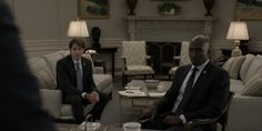 In the Underwood White House:  home decor from @kelloggfurn (click for details)