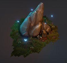 Afbeeldingsresultaat voor hand painted rock formations