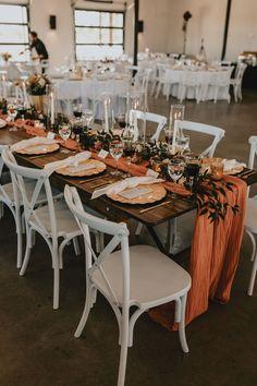 Dallas Wedding Venues, Barn Wedding Venue, Farm Wedding, Fall Barn Weddings, Indoor Wedding Decorations, Wedding Themes, Modern Wedding Ideas, Wedding Unique, Industrial Wedding Decor