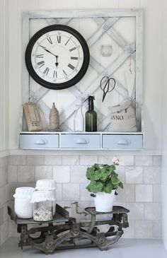 Mias Interiør: På kjøkkenbenken...