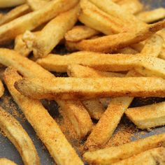 Buffalo Wing French Fry Seasoning