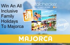 Win An All Inclusive Family Holidays To Majorca Spain