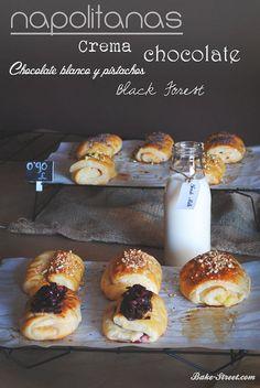 Napolitanas: Baking-Of