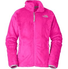 The North Face Girls' Osolita Fleece Jacket - Dick's Sporting Goods