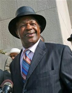 Marion Barry, 1936-2014.  DC city council member, former Wash. DC. mayor.