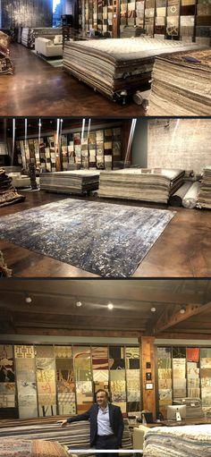 Handwoven modern rugs and oriental rugs. Oriental Carpet, Menlo Park, Rug Store, Custom Rugs, Modern Rugs, Handmade Rugs, Showroom, Istanbul, Hand Weaving