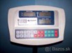 Digitálna váha - 1
