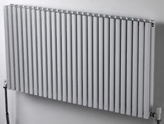 Ultraheat Klon Horizonal White Radiator 600mm x 519mm