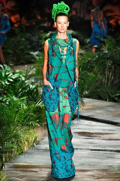 Ronaldo Fraga, Amazonia collection