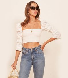 6 summer trends I can not wait to wear them - Street Style Summer Fashion Trends 2018, Fashion 2017, Latest Fashion Trends, Spring Summer Fashion, Fashion Outfits, Fashion Tips, Ladies Fashion, Urban Outfitters, Spring Street Style