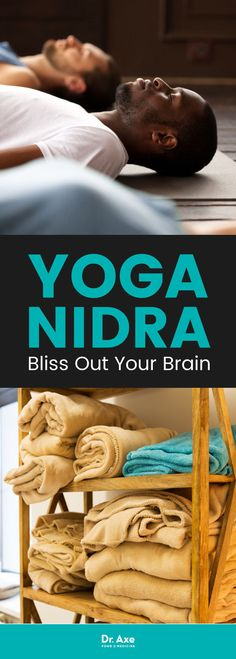 """Yoga nidra is a little-known ancient practice known as """"yogic sleep"""" that has the power to change your brain waves in an anxiety-fighting way. Click to read more about the yoga nidra meditation benefits."""