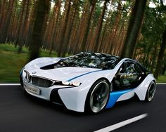 BMW. I'm normally not a fan but it does look sweet.