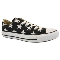 Converse Chuck Taylor Star Ox Womens Canvas Laced Trainers  Amazon. eb704f44c