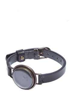 Men's Watches - Accessories | Shop Now at LN-CC - Universe M Leather Watch