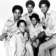 The Jackson 5 - 'Blame It On The Boogie'