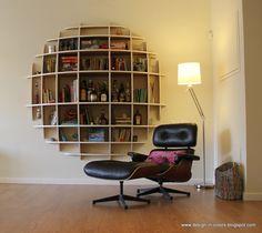 עיצוב פנים | מיה ביקסון: דירה צבעונית וקסומה