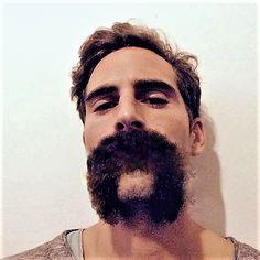 Walrus Mustache, Mustache Styles, Beard No Mustache, Moustache, Mutton Chops Beard, Clean Shaven, Awesome Beards, Papi, Beard Styles