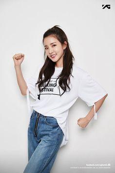 Dara for the 2017 YG X UNICEF WALKING FESTIVAL