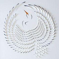 Blog sobre las posibilidades del papel en el arte y reciclado