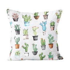 Domarex Vankúšik Kaktusy Sahara, 40 x 40 cm Throw Pillows, Baby, Dekoration, Toss Pillows, Cushions, Decorative Pillows, Baby Humor, Decor Pillows, Infant