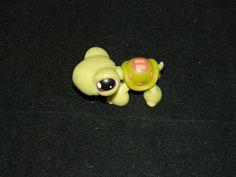 Littlest Pet Shop Turtle [1a] #Hasbro