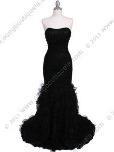 Black Prom Dresses - Bing Images