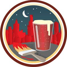"""Paint the Town Red (Level 2) - """"Safety Meeting"""" Breakside Brewery"""