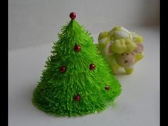 How to Christmas trees / easy way - YouTube