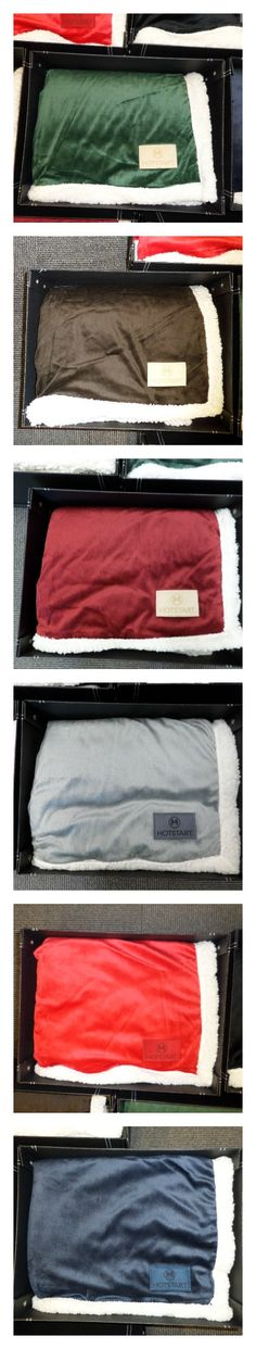 These cozy blankets, beautifully boxed make great employee appreciation gifts! Employee Appreciation Gifts, Cozy Blankets, How To Make