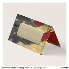 Distressed American
